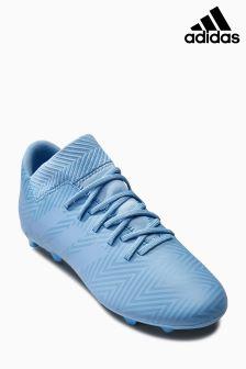 Baskets adidas Nemeziz bleues