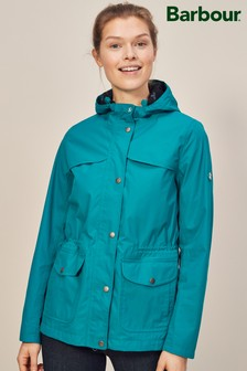 Barbour® Lunan Blue Mac Jacket