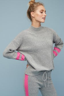 Lounge Funnel Neck Jumper