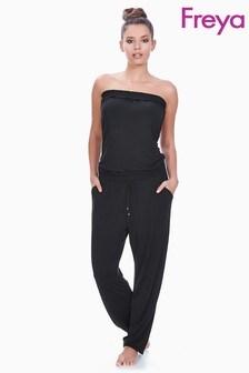 Freya Black Jetset Jumpsuit
