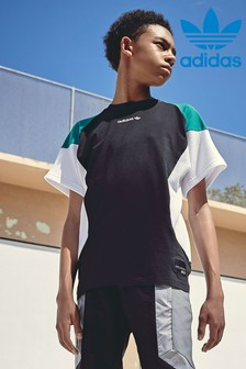 adidas Originals Black EQT Tee