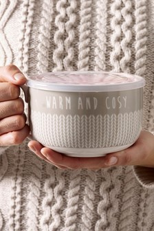 Warm And Cosy Soup Mug