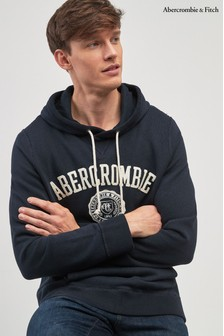 Abercrombie & Fitch Core連帽上衣