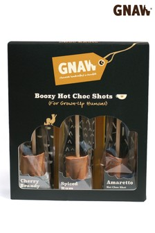 Gnaw Boozy Hot Chocolate Shot Set