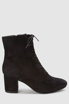 Signature Lace Up Boots