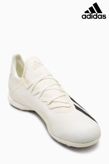 Baskets pour pelouse artificielle adidas X Spectral Mode blanches