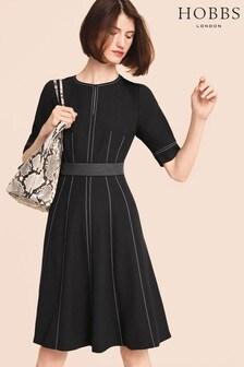 Hobbs Khaki Aaliyah Dress