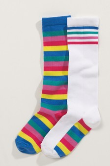 Knee High Socks Two Pack (Older)