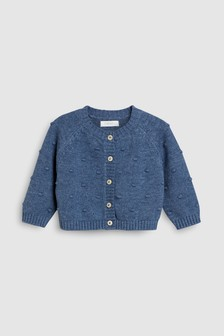 Bobble Cardigan (3mths-6yrs)