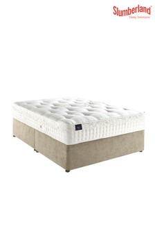 Silver Seal Divan Bed by Slumberland