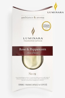 Luminara Rose And Peppercorn Fragrance Pod