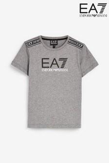 Emporio Armani EA7 Boys Tape T-Shirt
