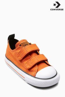 Converse Orange Chuck Ox