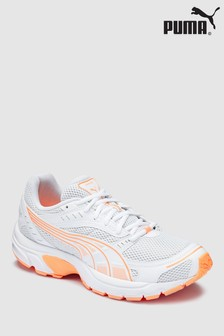 Puma® White/Coral Axis Trainer