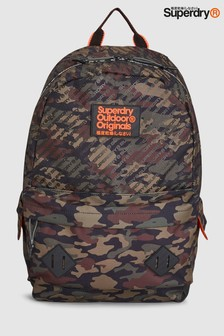 Superdry Camo Montana Backpack
