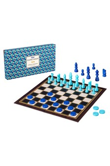 Ridley's Chess And Checkers Game