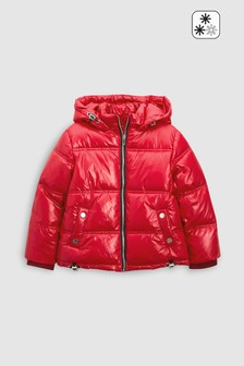 Короткая дутая куртка (3-16 лет)