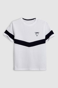 Colourblock T-Shirt (3-16yrs)