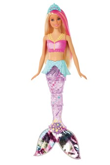 Barbie Dreamtopia Sparkle Lights Mermaid Doll