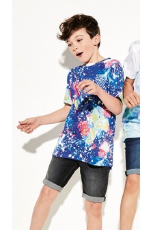 Splat T-Shirt (3-16yrs)