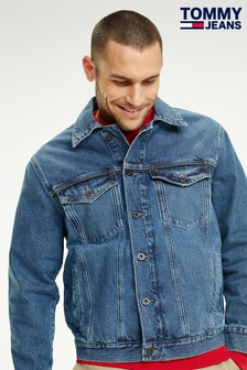 Tommy Jeans Unisex Oversized Denim Jacket