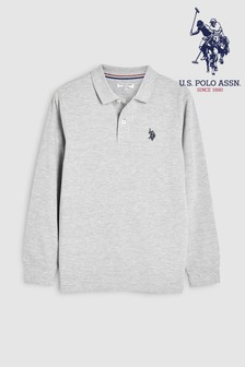 U.S. Polo Assn. Long Sleeve Polo