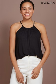 Baukjen Black Evelyn Top