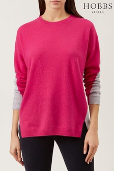 Hobbs Pink Megan Sweater