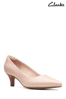 Clarks Nude Linvale Jerica Shoe