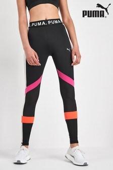 Puma® Black Strap Chase Legging