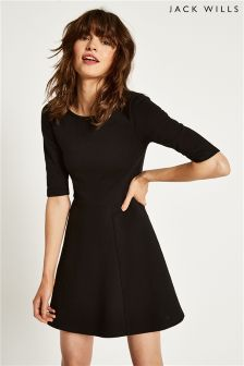 Jack Wills Tenderton Jersey Skater Dress