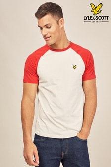 Lyle & Scott Raglan Ringer T-Shirt
