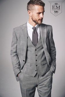 Slim Fit Signature British Wool Suit