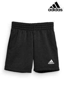 adidas Black Small Logo Short