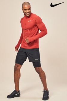 "Nike Run Black 2in1 7"" Challenger Short"