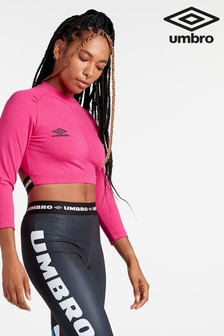 Umbro Cara Crop Top