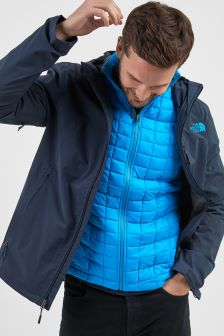 The North Face® Urban Navy/Blue Thermoball Triclimate Jacket