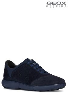 Geox Nebula Navy Superlight Trainers