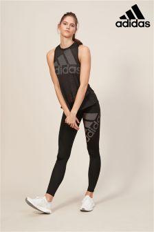 adidas Alpha Skin Logo Legging