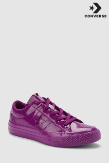 Converse Purple One Star