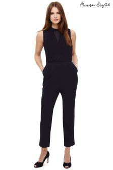 Phase Eight Navy Pearl Jumpsuit