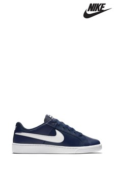 Nike Navy/White Court Royale Trainers