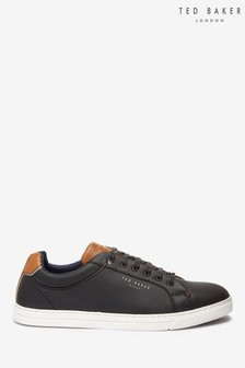 Ted Baker Black Thawas Trainers