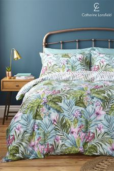 Catherine Lansfield Tropical Bed Set