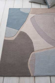 Still Abstract Rug