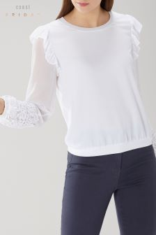 Coast White Elena Sweater
