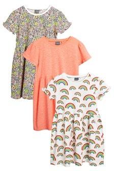 Dress Three Pack (3mths-6yrs)