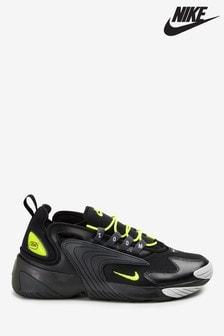 Nike Black/Green Zoom 2K Trainers