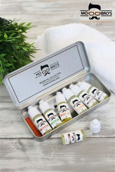 7 Pieces Beard Oil Gift Set