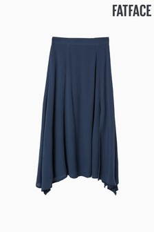 FatFace Blue Avril Skirt